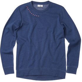 tentree Sapin PO T-shirt à col ras-du-cou Femme, dark denim navy